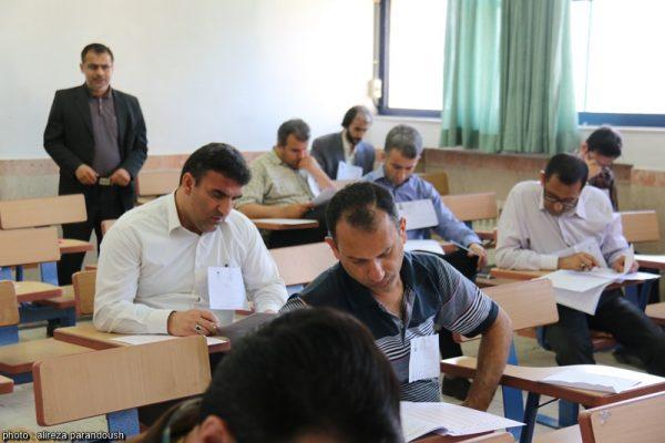 آزمون کارشناسی ارشد سال 95 دانشگاه آزاد اسلامی در شهرستان لاهیجان + تصاویر (34)