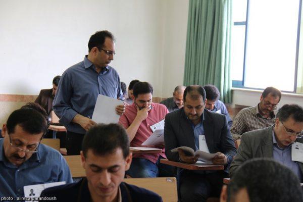 آزمون کارشناسی ارشد سال 95 دانشگاه آزاد اسلامی در شهرستان لاهیجان + تصاویر (35)