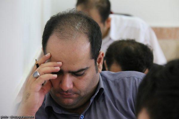 آزمون کارشناسی ارشد سال 95 دانشگاه آزاد اسلامی در شهرستان لاهیجان + تصاویر (37)