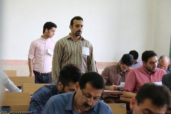 آزمون کارشناسی ارشد سال 95 دانشگاه آزاد اسلامی در شهرستان لاهیجان + تصاویر (38)