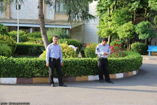 آزمون کارشناسی ارشد سال 95 دانشگاه آزاد اسلامی در شهرستان لاهیجان + تصاویر (6)