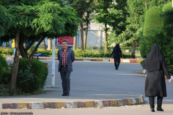 آزمون کارشناسی ارشد سال 95 دانشگاه آزاد اسلامی در شهرستان لاهیجان + تصاویر (7)