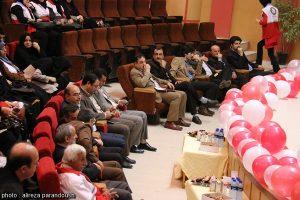 برگزاری همایش گرامیداشت هفته هلال احمر در دانشگاه آزاد لاهیجان (11)