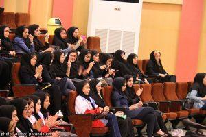 برگزاری همایش گرامیداشت هفته هلال احمر در دانشگاه آزاد لاهیجان (14)