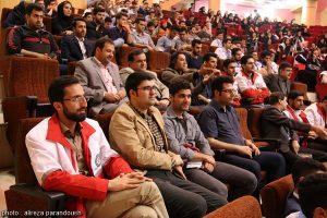 برگزاری همایش گرامیداشت هفته هلال احمر در دانشگاه آزاد لاهیجان (18)