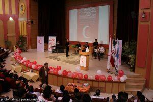 برگزاری همایش گرامیداشت هفته هلال احمر در دانشگاه آزاد لاهیجان (19)