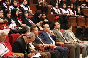 برگزاری همایش گرامیداشت هفته هلال احمر در دانشگاه آزاد لاهیجان (3)