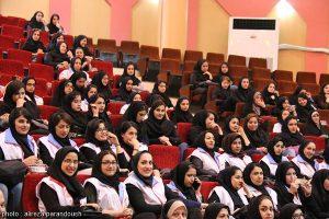 برگزاری همایش گرامیداشت هفته هلال احمر در دانشگاه آزاد لاهیجان (4)