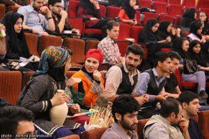 برگزاری همایش گرامیداشت هفته هلال احمر در دانشگاه آزاد لاهیجان (5)