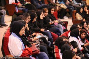 برگزاری همایش گرامیداشت هفته هلال احمر در دانشگاه آزاد لاهیجان (6)