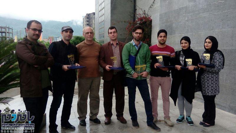 انجمن سینمای جوانان ایران – دفتر لاهیجان و کسب ۷ تندیس در نخستین جشنواره منطقه ای فیلم کوتاه رامسر