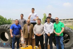 دومین دوره مسابقات قوی ترین مردان در دانشگاه آزاد لاهیجان (8)