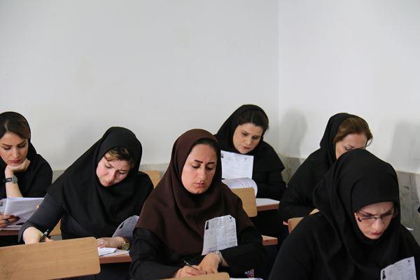 کنکور کارشناسی ارشد سال 95 دانشگاه آزاد در لاهیجان (102)