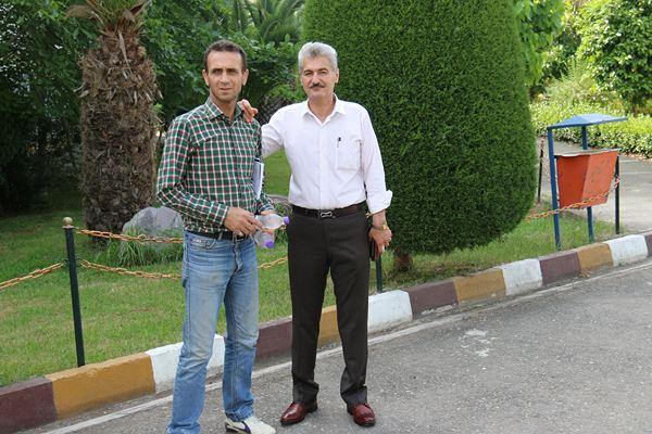 کنکور کارشناسی ارشد سال 95 دانشگاه آزاد در لاهیجان (106)
