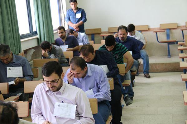 کنکور کارشناسی ارشد سال 95 دانشگاه آزاد در لاهیجان (18)