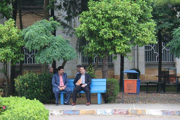 کنکور کارشناسی ارشد سال 95 دانشگاه آزاد در لاهیجان (2)