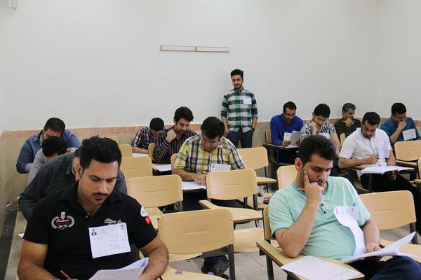 کنکور کارشناسی ارشد سال 95 دانشگاه آزاد در لاهیجان (25)