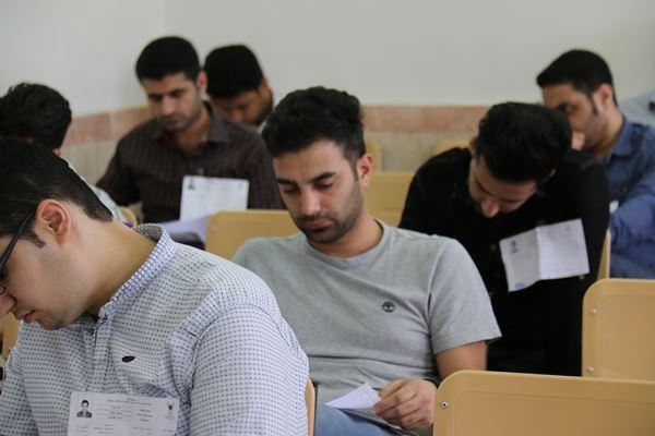 کنکور کارشناسی ارشد سال 95 دانشگاه آزاد در لاهیجان (28)