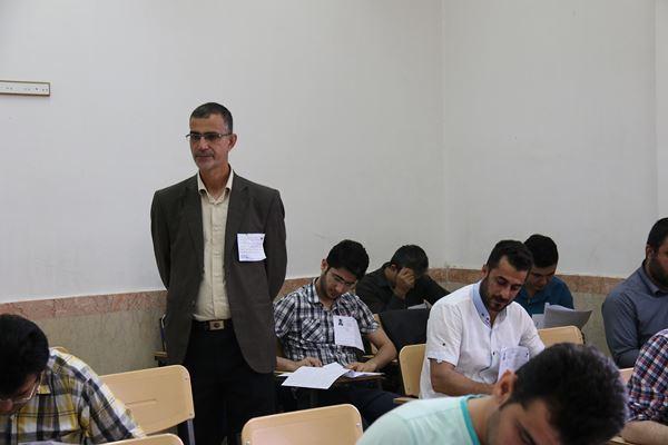 کنکور کارشناسی ارشد سال 95 دانشگاه آزاد در لاهیجان (29)