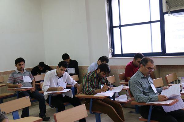 کنکور کارشناسی ارشد سال 95 دانشگاه آزاد در لاهیجان (31)