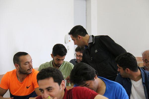کنکور کارشناسی ارشد سال 95 دانشگاه آزاد در لاهیجان (32)