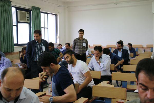 کنکور کارشناسی ارشد سال 95 دانشگاه آزاد در لاهیجان (33)