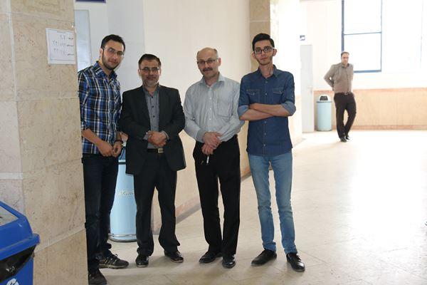 کنکور کارشناسی ارشد سال 95 دانشگاه آزاد در لاهیجان (34)