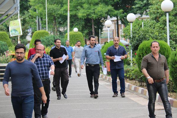 کنکور کارشناسی ارشد سال 95 دانشگاه آزاد در لاهیجان (36)