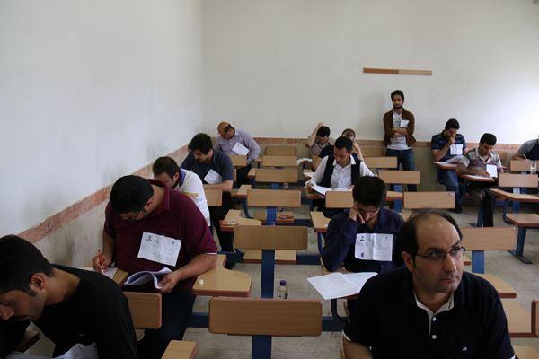 کنکور کارشناسی ارشد سال 95 دانشگاه آزاد در لاهیجان (51)