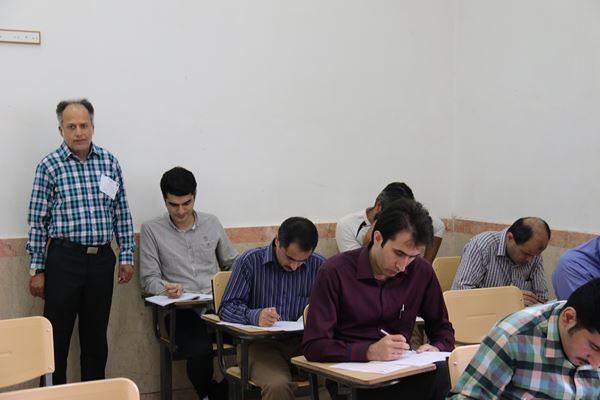 کنکور کارشناسی ارشد سال 95 دانشگاه آزاد در لاهیجان (56)