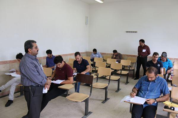 کنکور کارشناسی ارشد سال 95 دانشگاه آزاد در لاهیجان (59)
