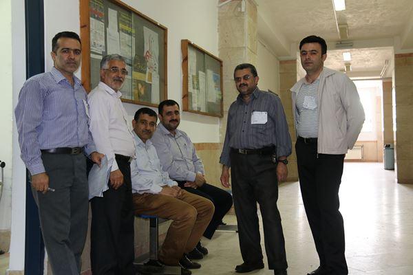 کنکور کارشناسی ارشد سال 95 دانشگاه آزاد در لاهیجان (63)