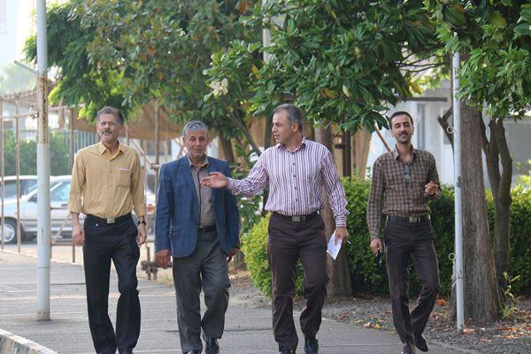 کنکور کارشناسی ارشد سال 95 دانشگاه آزاد در لاهیجان (65)