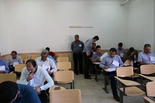 کنکور کارشناسی ارشد سال 95 دانشگاه آزاد در لاهیجان (80)