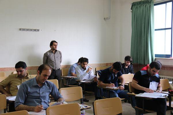 کنکور کارشناسی ارشد سال 95 دانشگاه آزاد در لاهیجان (81)