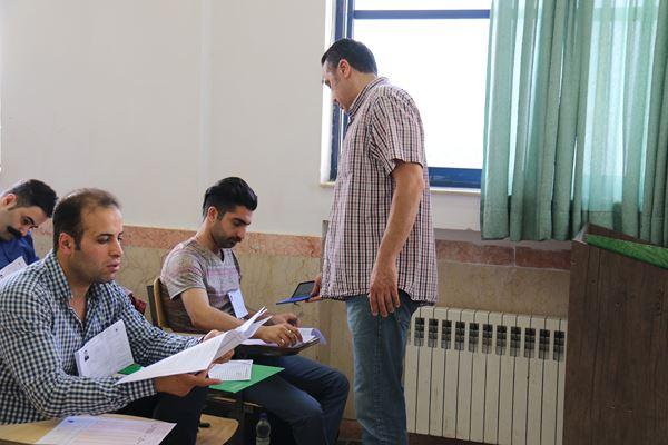 کنکور کارشناسی ارشد سال 95 دانشگاه آزاد در لاهیجان (83)