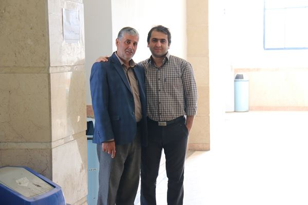 کنکور کارشناسی ارشد سال 95 دانشگاه آزاد در لاهیجان (84)