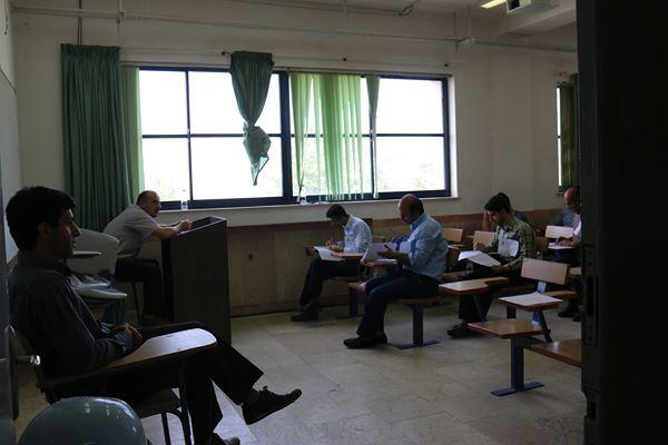 کنکور کارشناسی ارشد سال 95 دانشگاه آزاد در لاهیجان (89)