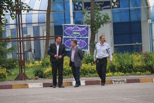 کنکور کارشناسی ارشد سال 95 دانشگاه آزاد در لاهیجان (9)