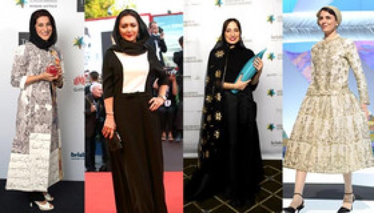 نگاهی به لباس زنان ایرانی در جشنوارهها