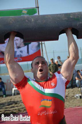 یازدهمین دوره مسابقات قویترین مردان گیلان برگزار شد