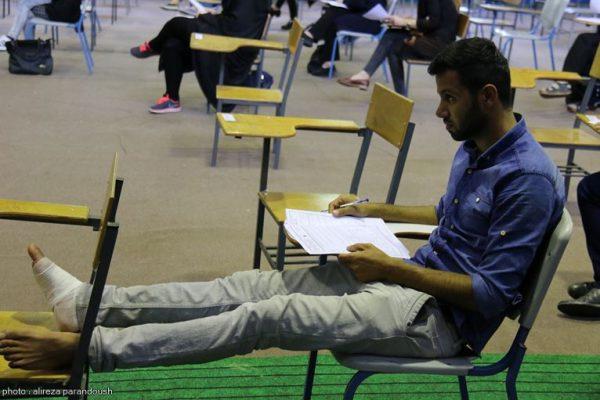 امتحانات دانشگاه آزاد لاهیجان (11)