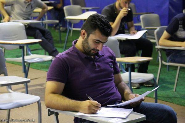 امتحانات دانشگاه آزاد لاهیجان (21)