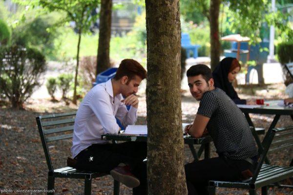 امتحانات دانشگاه آزاد لاهیجان (3)