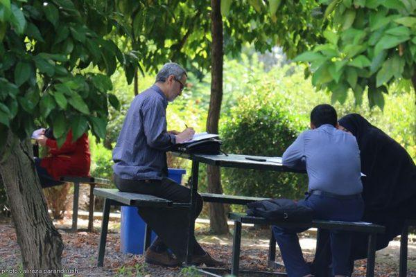 امتحانات دانشگاه آزاد لاهیجان  (4)