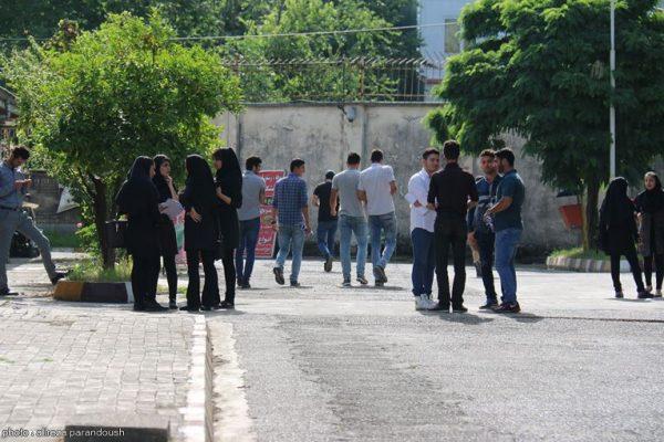 امتحانات دانشگاه آزاد لاهیجان (7)