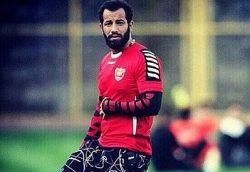 پیام تتلو به منصوریان: من لیاقت پیراهن مجیدی را دارم! + عکس
