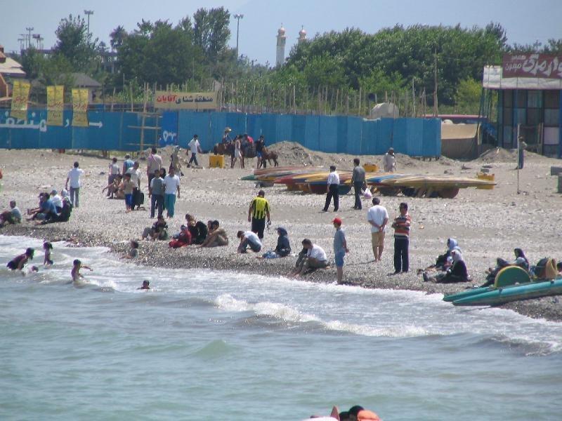 استفاده از نیروهای مرکز انتظامی در طرح دریا