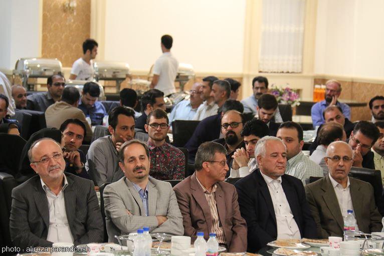 گزارش تصویری ضیافت افطاری اعتدالگرایان گیلان به مناسبت گرامیداشت حماسه ۲۴ خرداد