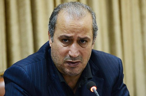 مهدی تاج - تاج: به استقلالیها گفتم طلب ما را هم از فیفا بگیرند